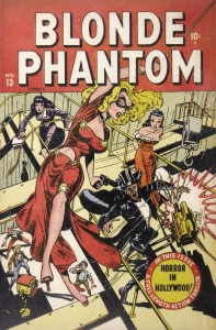 Blonde Phantom 13