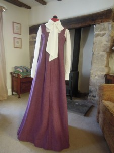 1970's Tent Dress and Blouse
