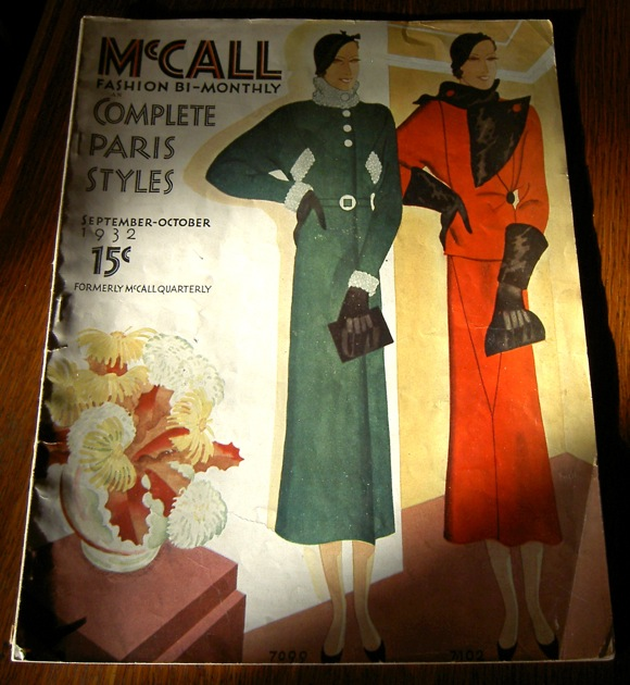 McCall Fashion Bi-Monthly, September-October 1932