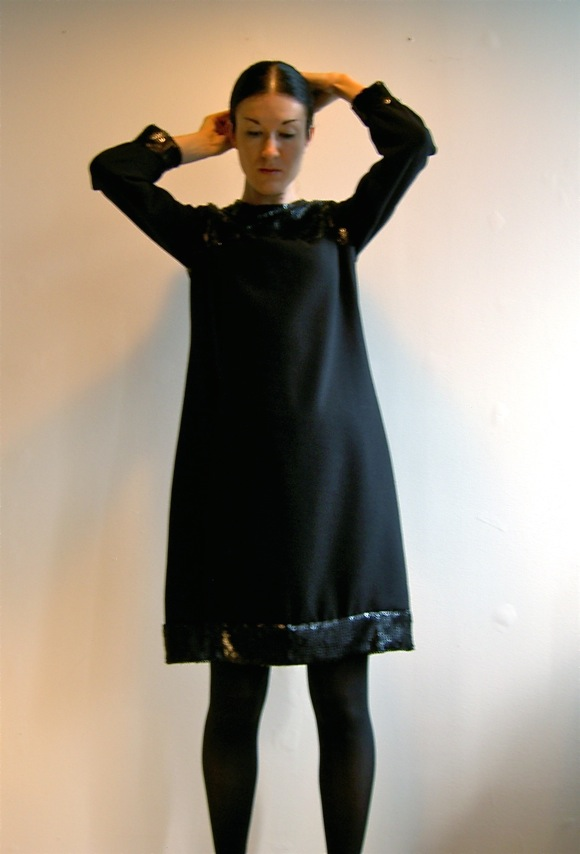 Yves Saint Laurent shift dress from 1966