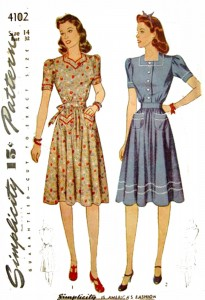 Simplicity 4102 View 1 (on the left)
