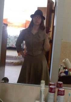 My version of Butterick 6690