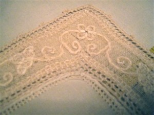 Lace Reversed