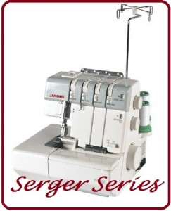 Serger Series