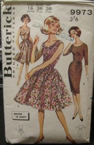 Butterick 9973