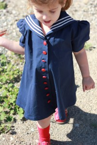 1941 Sailor Dress