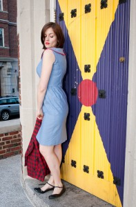 Lampoon dress-005