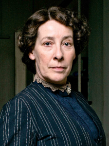 Mrs. Hughes, Downton Abbey (courtesy ITV)