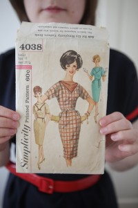 Simplicity 4038- The carefree life of a pattern model!