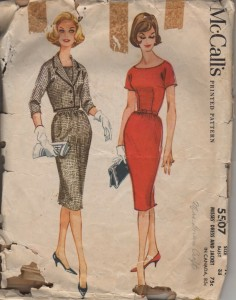 A quick and easy dress pattern: McCall's 5507