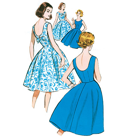 Butterick Retro B5748