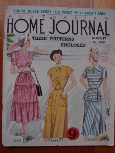 August 1950 AHJ Cover