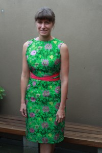 Green&amp;PinkDress002
