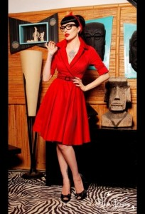 'Haunted Housewife' from Pinup Couture
