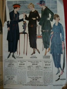 Montgomery Ward dresses