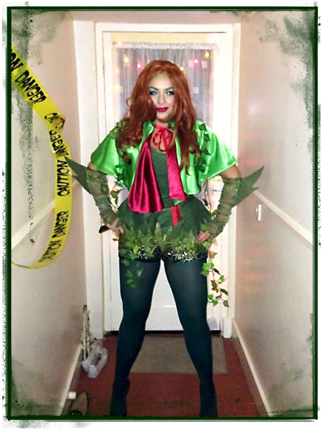 poison Ivy outfit