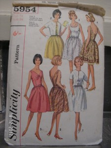 Simplicity 5954