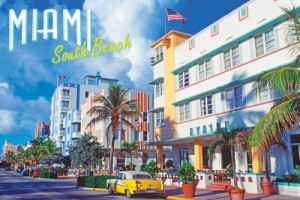 south-beach-miami-poster