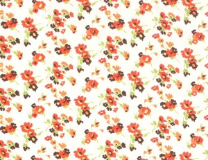 01 Spring Creative Group tossed floral on cream