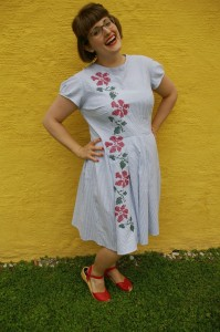 Embroidered Simplicity 1