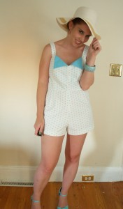 Belle Clara Finished Playsuit Romper