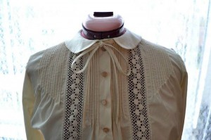 detail vogue blouse