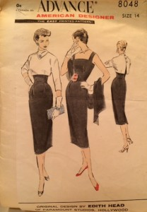 Edith Head Pattern