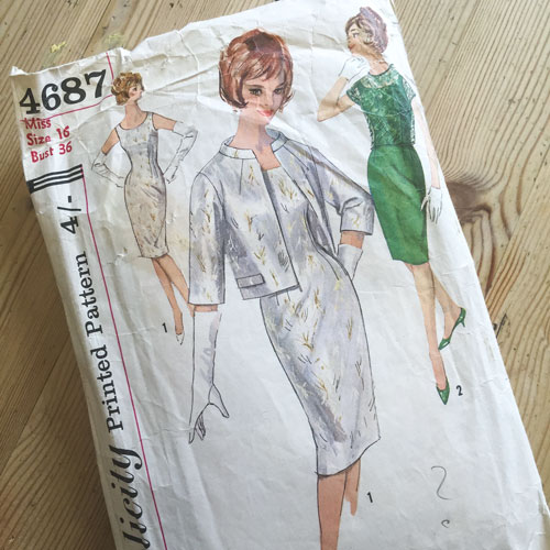 simplicity 4687 sewing pattern