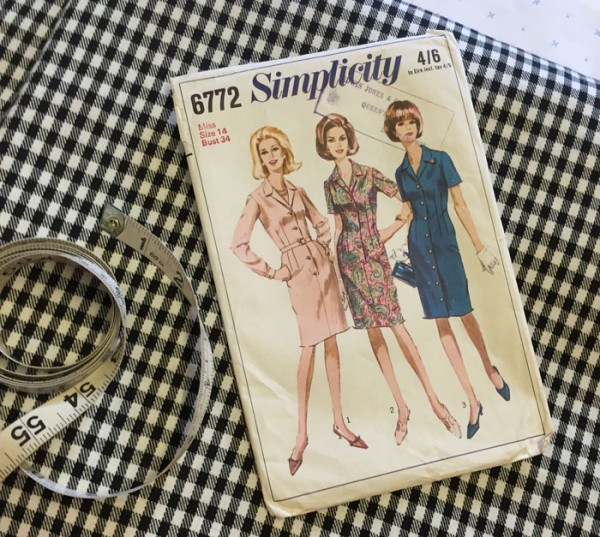 simplicity 6772 sewing pattern