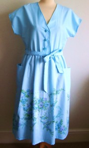 Karen Vallerius 50s dress