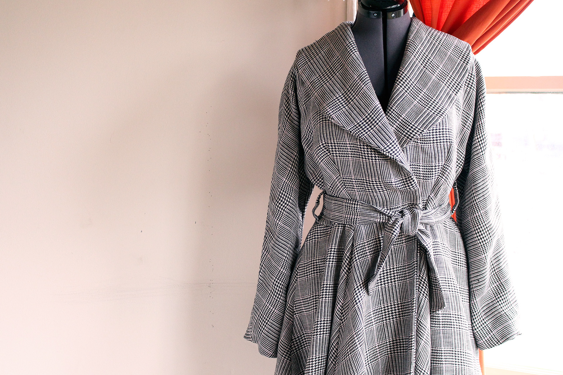 Butterick B5824, Vintage Coat by Vintage on Tap
