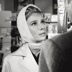 Audrey Hepburn with headscarf | Vintage on Tap