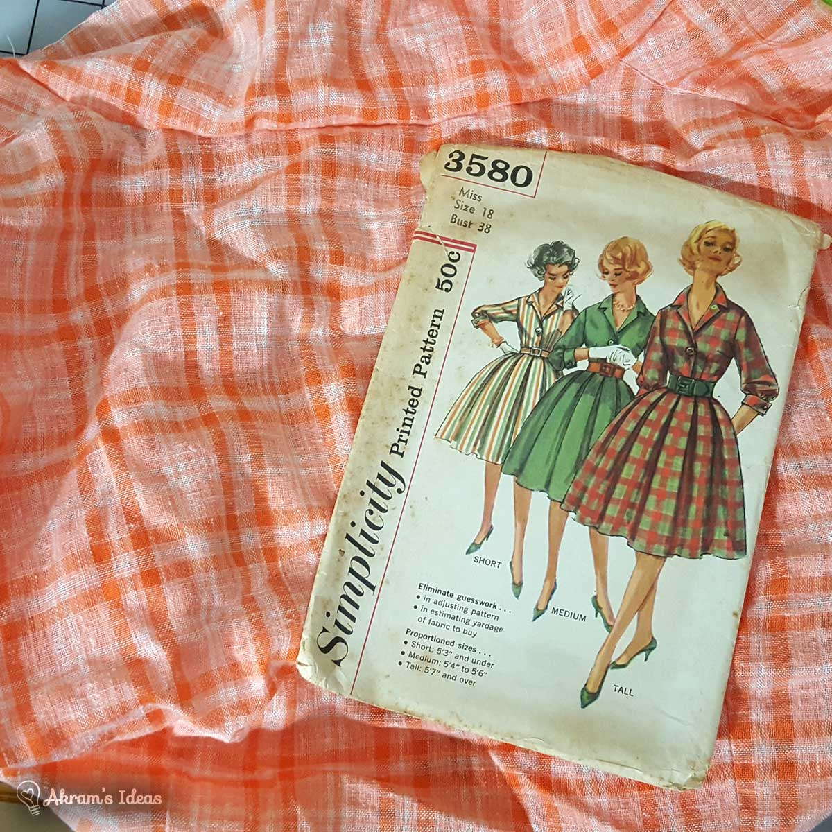 5d8db68e708389 WeSewRetro | For those who adore vintage patterns, vintage fabric ...